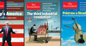 3D Printing in the Economist