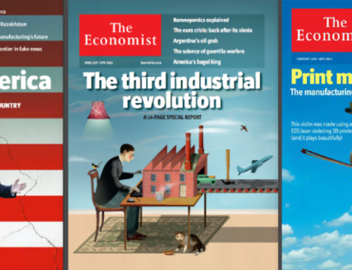The Economist takes a look at 3D printing