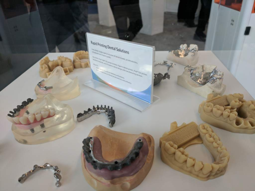 FDA clears EnvisionTEC dental material for 3D printing - 3D