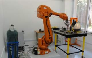 6 axis 3d printing robot works with inconel 625 superalloy