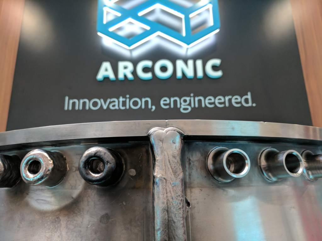 Arconic additive manufacturing