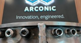 Arconic additive manufacturing. Photo by Michael Petch.