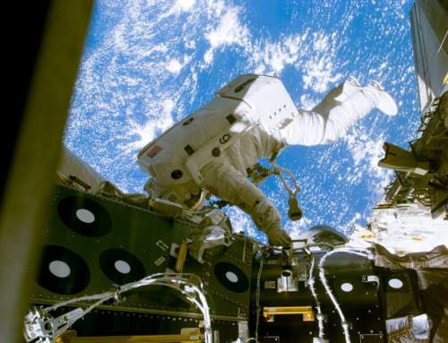NASA grants West Virginia University $100,000 for 3D printed titanium oxide foam research aboard ISS