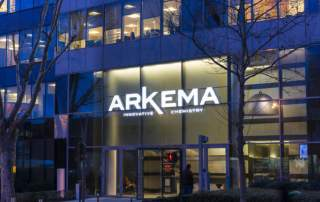 Arkema's headquarters in Colombes, France. Image via Arkema.