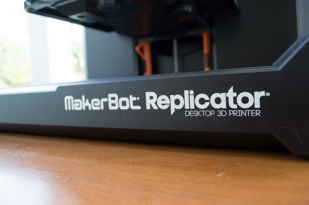 The MakerBot Replicator 5G. Photo by Sink Hacks