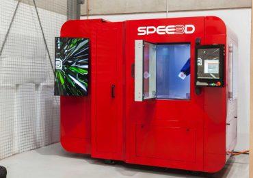 The LightSPEE3D metal 3D printer. Image via SPEE3D.