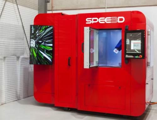Charles Darwin University $400,000 grant used to buy cold spray metal 3D printer