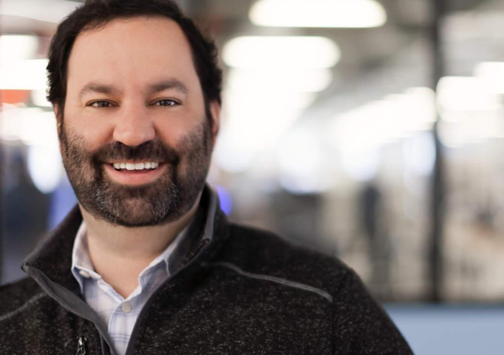 Ric Fulop. CEO of Desktop Metal.