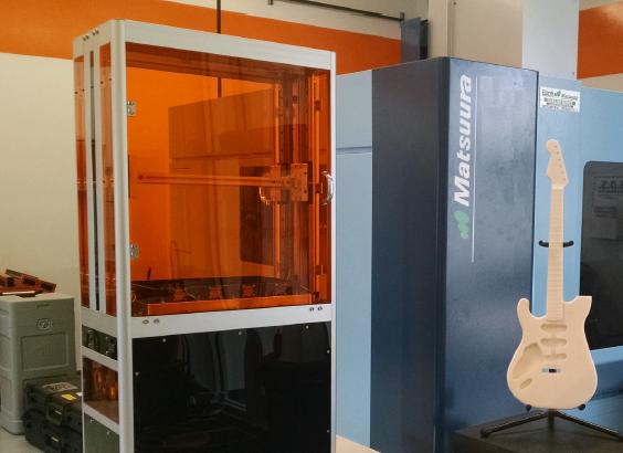 WAVE3D launching large volume SLA 3D printer (3dprintingindustry.com)