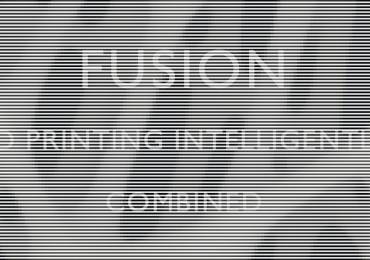 Fusion, 3D printing intelligently combined. Brief for the purmundus challenge 2017. Image via purmundus challenge, chirp GmbH