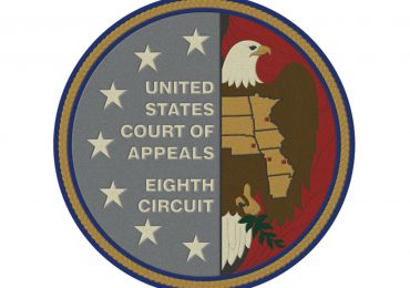 Seal of the United States Court of Appeals for the Eighth Circuit. Image property of the United States Government.