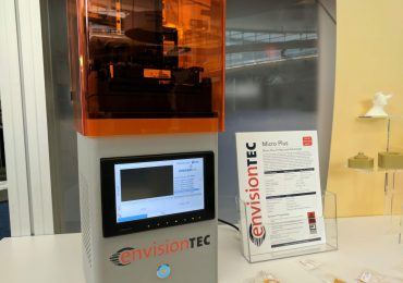 The EnvisionTEC Perfactory 3D printer. Photo by Michael Petch.