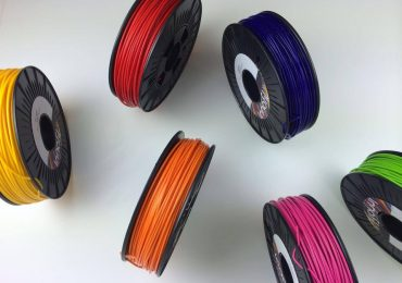 Innofil3D filaments. Photo via Innofil3D on Facebook