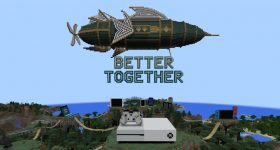 Better Together Update via Minecraft