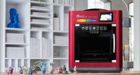 da Vinci Color 3D printer. Image via XYZPrinting