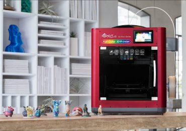 da Vinci Color 3D printer. Image via XYZPrinting