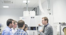 Added Scientific provide additive manufacturing courses to the public. Photo via Added Scientific
