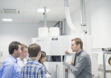 Added Scientific provide additive manufacturing courses to the public. Photo via Added Scientific