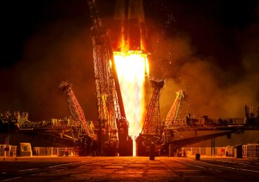 The Soyuz MS-05 lifts of for ISS in July.
