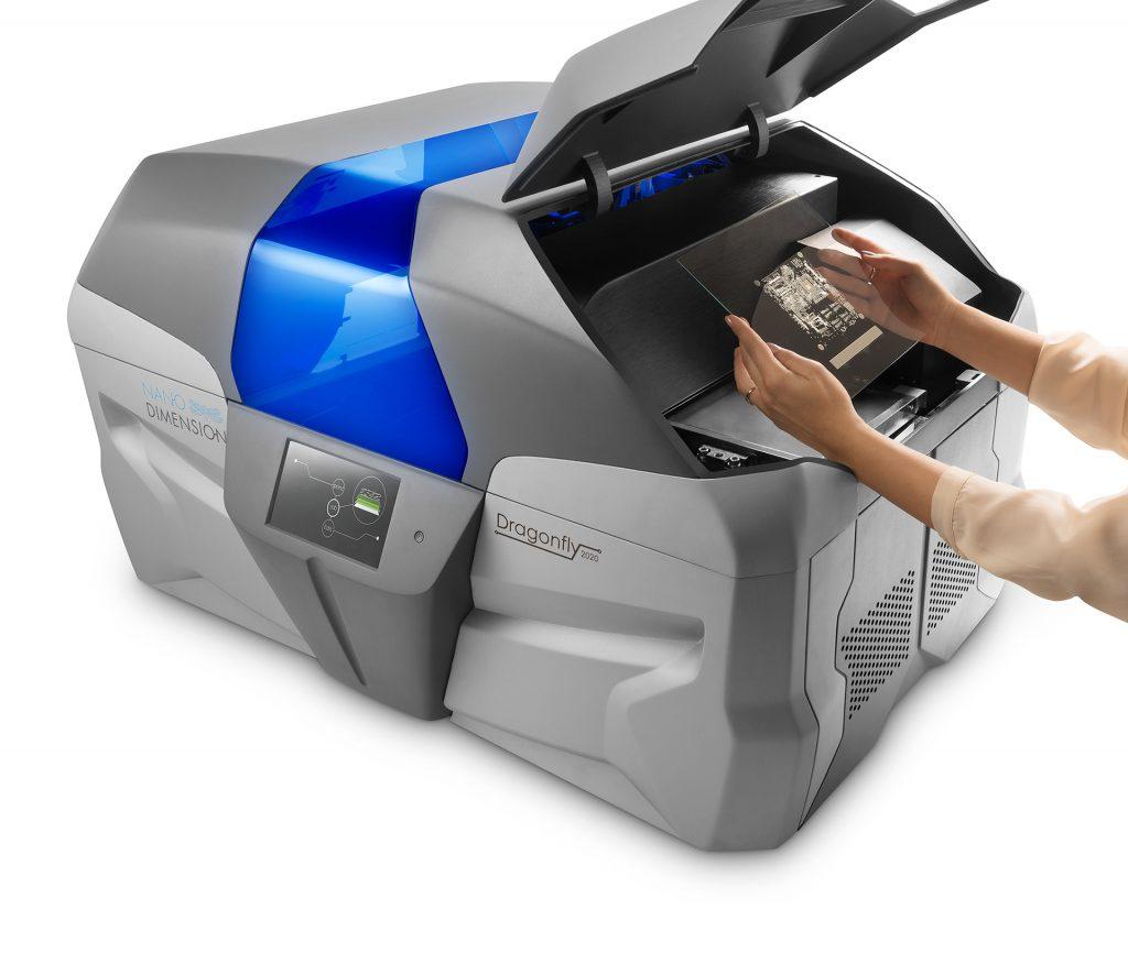 Dragonfly2020 Printer by Nano Dimension. Image via Nano Dimension.