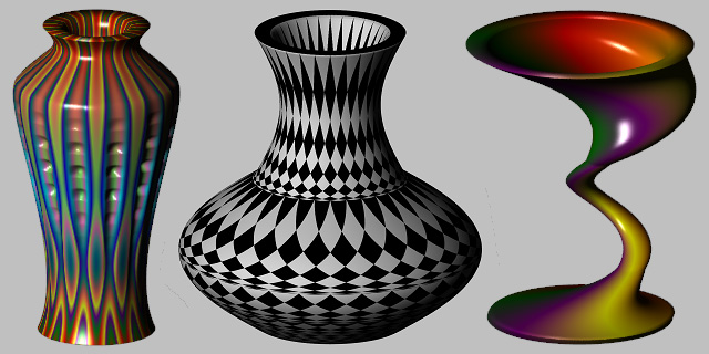 Possible to impossible 3D vase designs. Image via PotterDraw