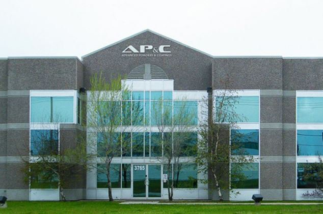 The new AP&C facility in St Eustache, Quebec. Photo via AP&C.