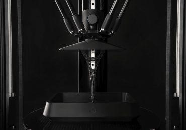 Layer One's Atom FDM/SLA 3D printer. Image via Atom 3DP