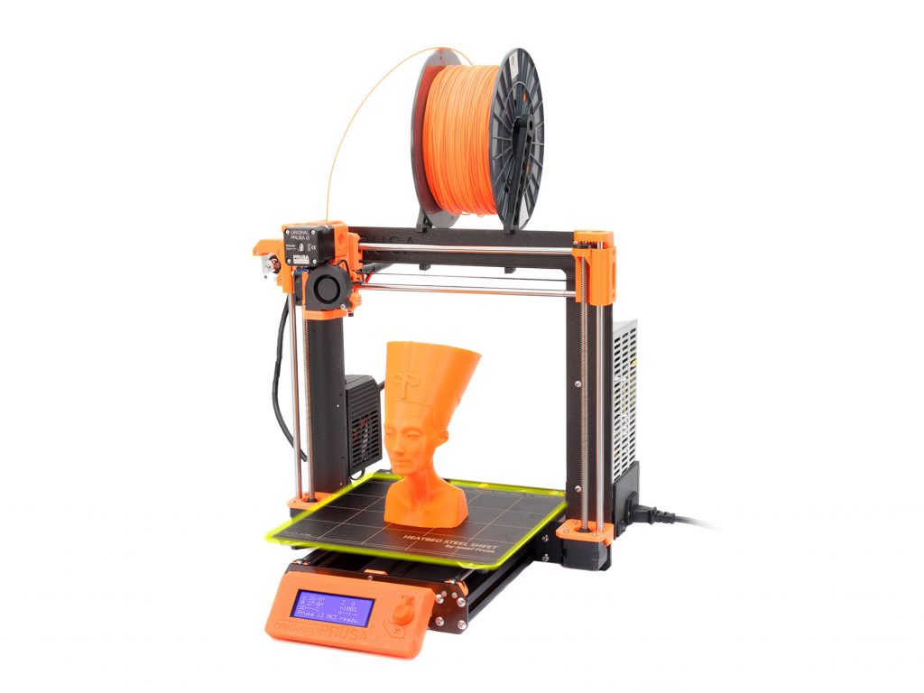 The Original Prusa i3 MK3. Image via Prusa Printers