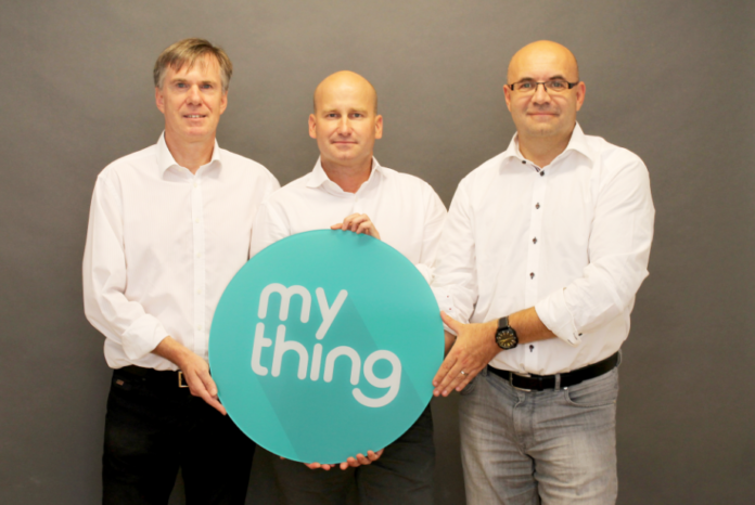 The founders of mything - image via EU Startups