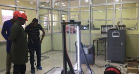Featured image shows the Atlas 3D printer at Nigerian Foundries. Image via Titan Robotics.