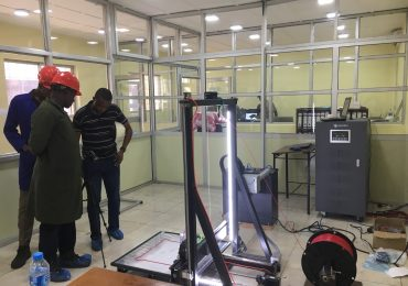 Featured image shows the Atlas 3D printer at Nigerian Foundries. Image via Titan Robotics.