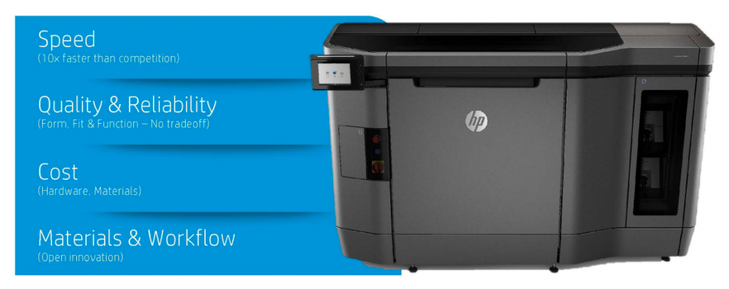TPM Guide to HP Multi Jet Fusion 3D printer
