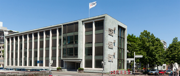 SHV Holdings head office in Utrecht, The Netherlands. Photo via SHV Holdings.