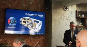 SOLIDWORKS 2018 Launch. Photo by Evan Johannigman for 3D Printing Industry.