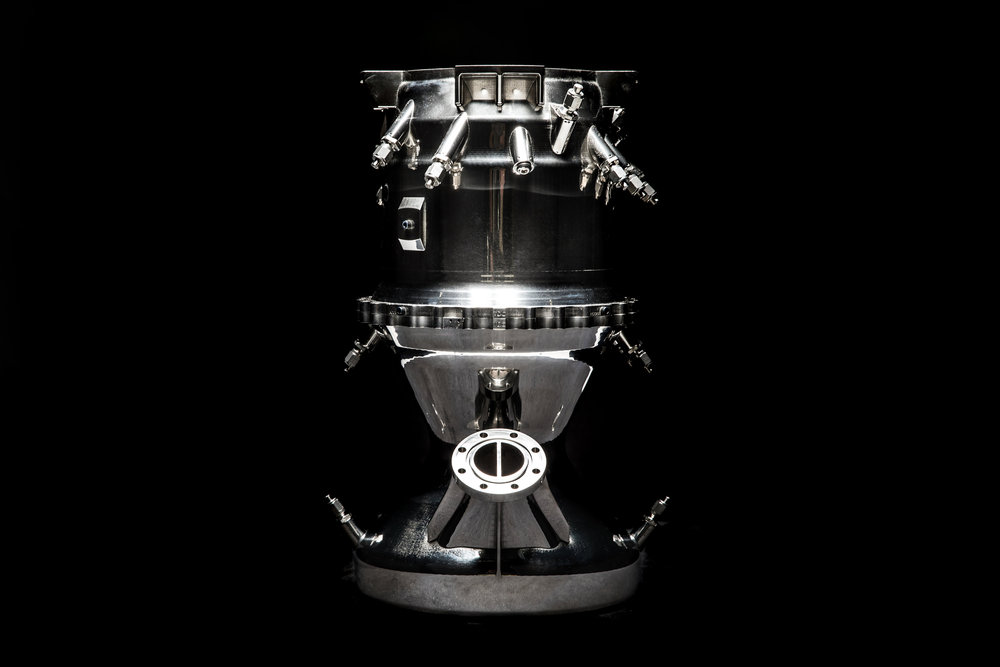 The Relativity Space Aeon Engine. Photo via Relativity Space.