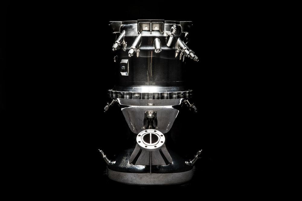 The Relativity Space Aeon Engine. Photo via Relativity Space.