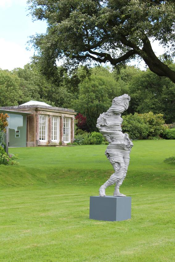 iMakr helped artist Toby Ziegler create his Slave sculpture series for the NewArtCentre Salisbury. Photo via iMakr