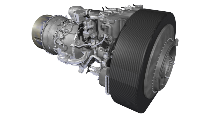 A cross section of the Aneto 1-K engine. Image via Safran.