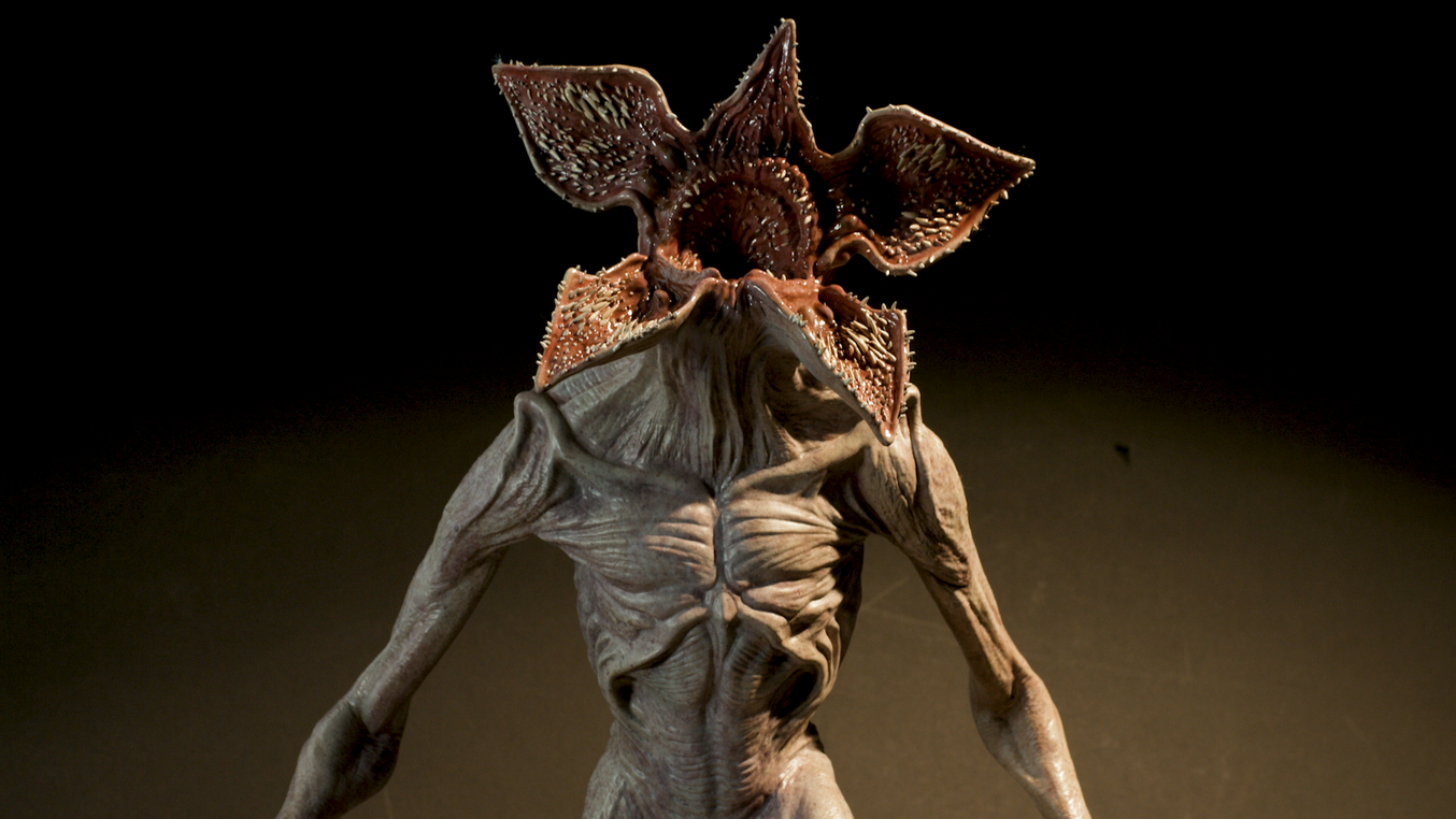 When making monsters for the screen, Stranger Things are 3D printed - 3D Printing Industry