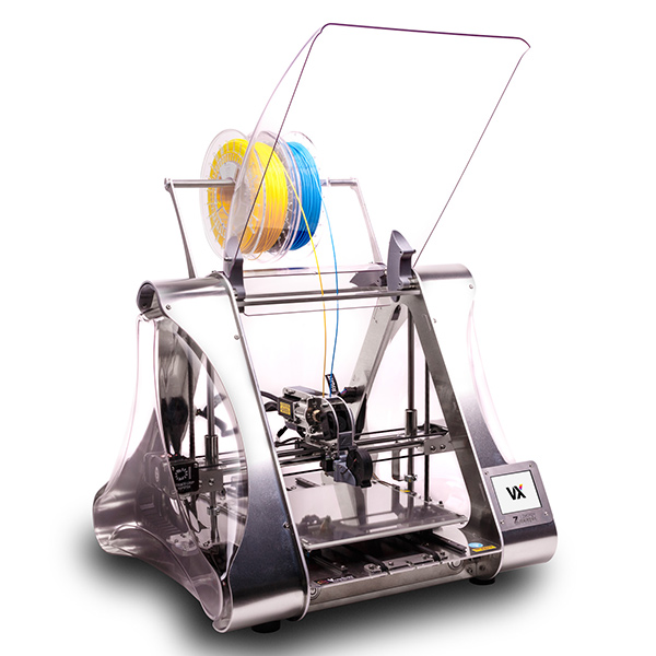The ZMorph 2.0 SX 3D printer. Photo via ZMorph.