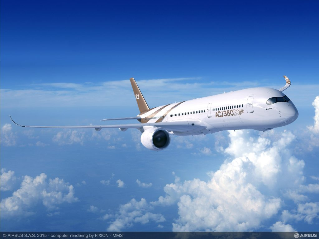 Additive manufacturing takes flight with 3D printed bracketing for the Airbus A350, manufactured by Stratasys Direct Manufacturing with FDM Technology and ULTEM™ 9085 resin.