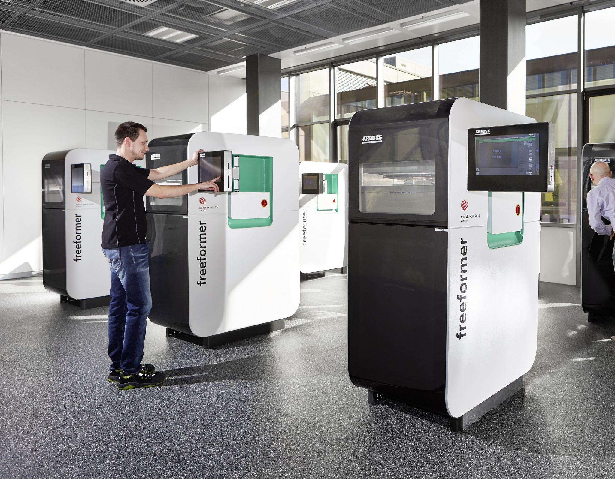 Trends in Additive Manufacturing for end-use production with ARBURG