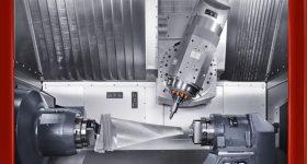 A Hamuel Maschinenbau laser cladder, sold on Multistation's marketplace. Photo via Multistation.
