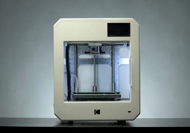 A front view of the new KODAK Portrait 3D printer. Photo via Kodak.