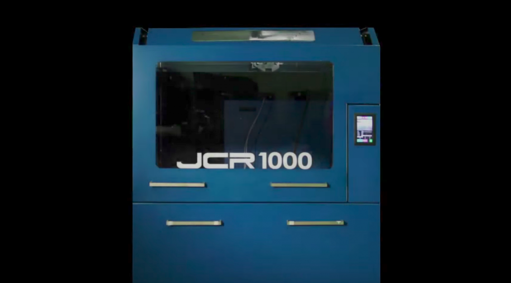 The JCR 1000 printer produced by Sicnova. Image via Sicnova.