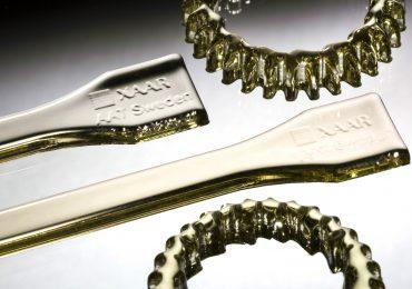PPJ produced parts by BASF and Xaar. Photo via Xaar.