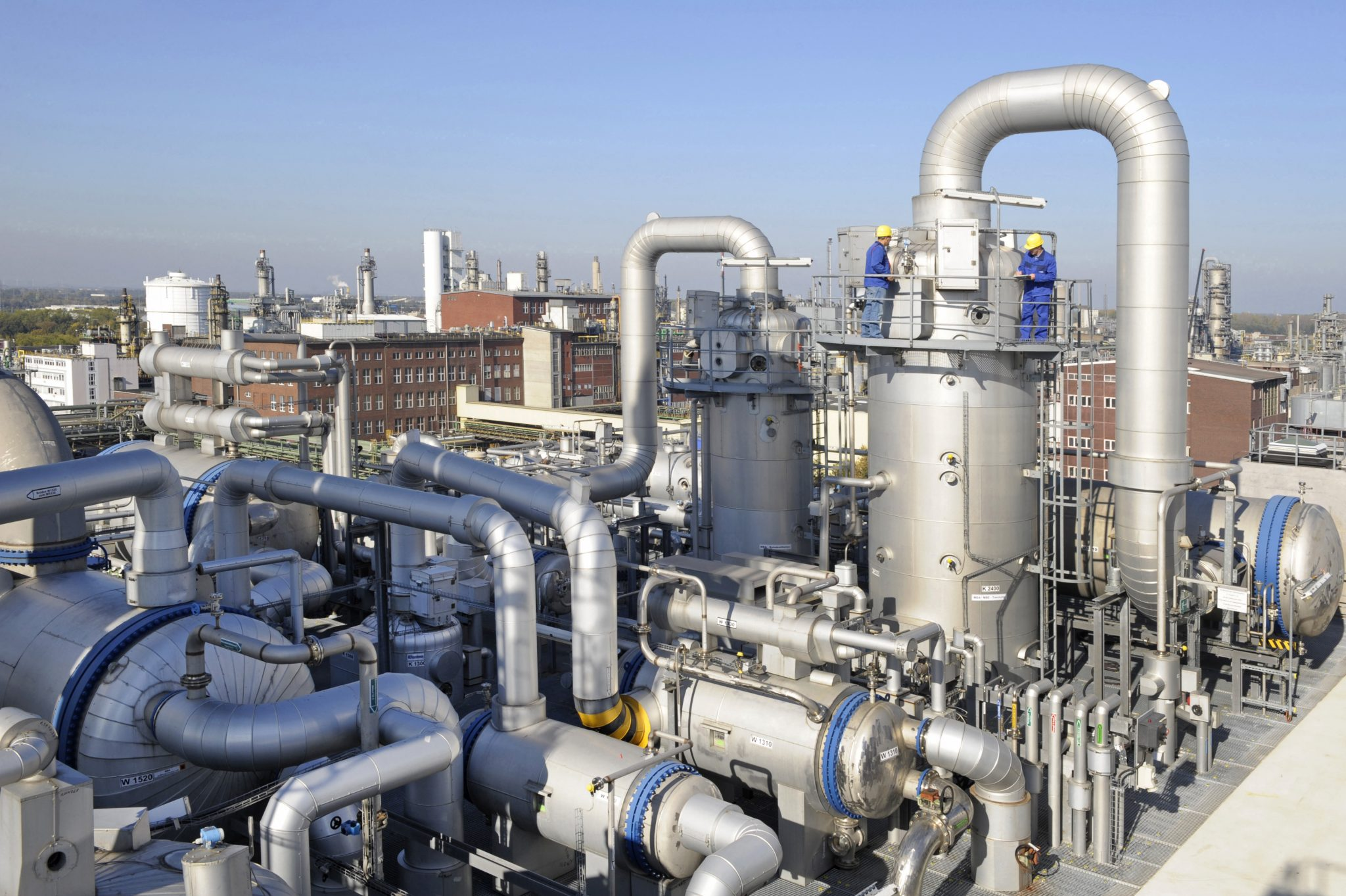 BASF in Heidelburg, Germany. Photo via BASF.