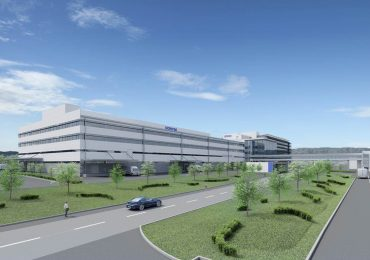 Render of Epson's new Hirooka Plant. Image via Epson.