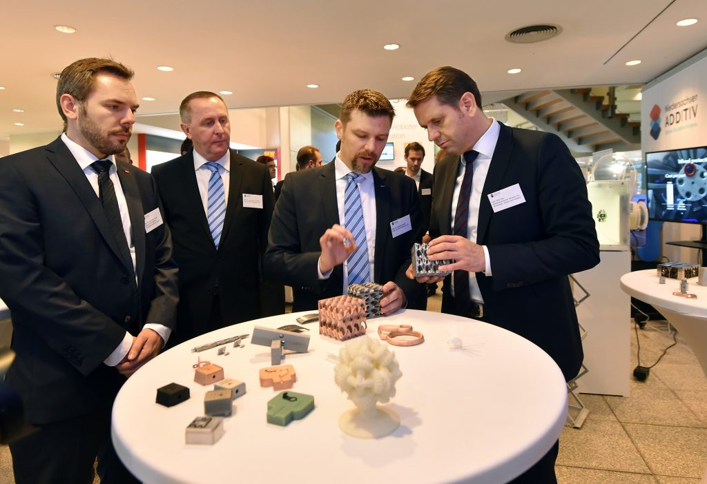 Niedersachsen ADDITIV opening ceremony. Photo via IHT.