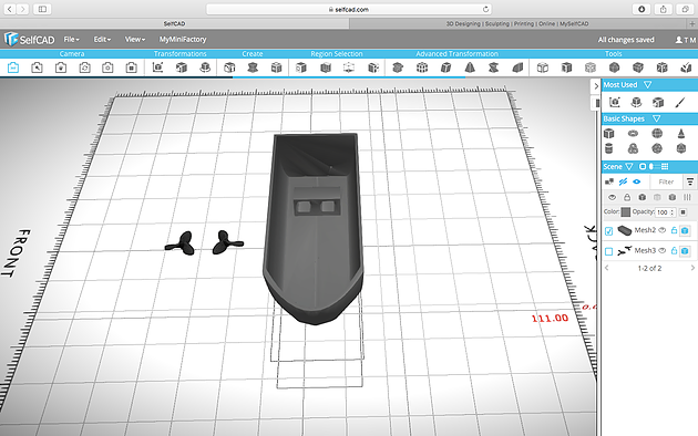 40 Design Software Selfcad Releases Nine New 3d Drawing